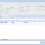 Lista documente generate