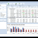 Income and expenses forecasting
